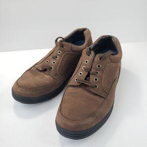 Thomas Mcan brown comfort orthopedic wide shoes